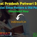 HP Patwari Syllabus 2019 - Check detailed Himachal Pradesh Patwari Syllabus and Exam Pattern for written exam. Download HP Patwari Official Syllabus Pdf, Important Books & Old Papers Here. himachal.nic.in has released official Patwari Syllabus & Exam Pattern 2019.