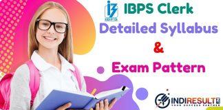 IBPS Clerk Syllabus 2021 - Download IBPS Clerk 2021 Syllabus Pdf in Hindi/English for Pre & Mains.Get IBPS Clerk Pattern & IBPS Clerk Exam Syllabus in Hindi