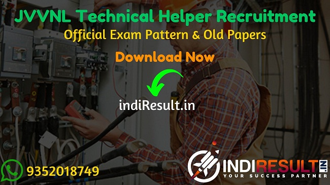 RVUNL JVVNL Technical Helper Recruitment 2019 – Check JVVNL Technical Helper Vacancy Notification, Eligibility Criteria, Exam Date, Educational Qualification & Selection Process. energy.rajasthan.gov.in Jaipur Vidyut Vitran Nigam Ltd RVUNL will invite online application to fill 6000 vacancies to the post of Technical Helper posts.