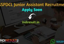 TSSPDCL Junior Assistant Recruitment 2021 - Apply TSSPDCL 500 Jr Assistant Vacancy Notification, Eligibility Criteria, Salary, Age Limit, Last Date.