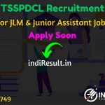 TSSPDCL Recruitment 2019 - Check TSSPDCL Recruitment Notification, Eligibility Criteria, Age Limit, Educational Qualification and selection process. Telangana State Southern Power Distribution Company limited TSSPDCL invites online application to fill 2939 vacancies to the post of Junior Assistant, JLM & JPO posts.