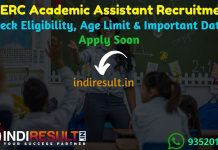 GSERC Academic Assistant Recruitment 2020 - Check GSERC Academic Assistant Notification, Eligibility Criteria, Age Limit, Educational Qualification and selection process. Gujarat Saikshanik Staff Bharti Pasandagi Samiti invites online application to fill 1239 vacancy of GSERC Academic Assistant/Sikshana Sahayak posts.