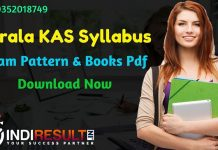 Kerala KAS Syllabus 2019 - Check detailed Kerala Public Service Commission KAS 2019 Syllabus and Exam Pattern for written exam. Download Kerala KPSC KAS Official Syllabus Pdf, Important Books & Old Papers Here. Kerala PSC has released detailed Syllabus Of KAS 2019.