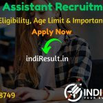 RBI Assistant Recruitment 2021 - Apply RBI Assistant Vacancy Notification, Eligibility Criteria, Salary, Age Limit, Qualification, Exam Pattern, Last Date.