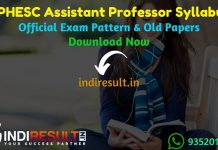UPHESC Assistant Professor Syllabus 2019 - Check UPHESC Assistant Professor Detailed Syllabus and Exam Pattern for written exam. Download UPHESC Assistant Professor Official Syllabus Pdf, Important Books & Old Papers Here. Uttar Pradesh Higher Education Services Commission UPHESC has released Assistant Professor Syllabus & Exam Pattern 2019.