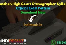 Rajasthan High Court Stenographer Syllabus 2020 - Check Rajasthan High Court Stenographer Official Syllabus and Exam Pattern of written exam. Download HCRaj Stenographer Grade II & III Syllabus Pdf, Important Books & Old Papers Here. High Court Of Rajasthan HCRAJ has released Stenographer Syllabus & Exam Pattern 2020.