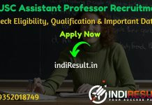 BSUSC Assistant Professor Recruitment 2020 - Check Bihar BSUSC 4638 Assistant Professor Eligibility Criteria, Age Limit, Educational Qualification and selection process. The Bihar State University Service Commission invites online application to fill 4638 vacancy of Assistant Professor in the State's Universities and Colleges.