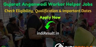 Gujarat Anganwadi Worker Helper Recruitment 2020 - Check Gujarat Anganwadi Worker & Helper Notification, Eligibility Criteria, Age Limit, Educational Qualification and Selection process. Women & Child Development Department of Gujarat invites online application to fill Gujarat 2038 Anganwadi Worker & Helper Vacancy posts.