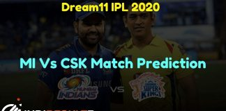 MI Vs CSK IPL 2020 Full Team Dream11 IPL 2020 Tips & Prediction - Check the CSK Vs MI playing XI in Dream11 IPL 2020. First match in IPL 2020 will be played between the Mumbai Indians and the Chennai Super Kings at the Sheikh Zayed Stadium in Abu Dhabi.