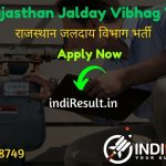 PHED Rajasthan Jalday Vibhag Recruitment 2020 Jalday Vibhag Vacancy in Rajasthan, राजस्थान जलदाय विभाग भर्ती 2020 - The PHED Rajasthan will invite online application to fill 1294 vacancy of Helper, Pump Chalak & Meater Reader posts. Check PHED Rajasthan Jalday Vibhag Vacancy Eligibility Criteria, Age Limit, Educational Qualification and selection process.
