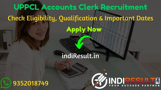 UPPCL Accounts Clerk Recruitment 2020 : Check UPPCL Accounts Clerk Lekha Lipik Vacancy Notification, Eligibility Criteria, Age Limit, Educational Qualification and selection process. Uttar Pradesh Power Corporation Limited invites online application to fill 102 vacancy of Accounts Clerk (Lekha Lipik) posts.