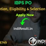IBPS PO 2021 – Institute of Banking Personnel Selection IBPS released PO Recruitment Notification, Eligibility, Salary, Age Limit, Last Date, Apply Online.