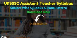 UKSSSC LT Grade Assistant Teacher Syllabus 2020 – Check UKSSSC LT Grade Teacher Syllabus, Exam Pattern,Subject Wise Detailed Syllabus in Hindi & English pdf. Download UKSSSC LT Teacher Syllabus Pdf of Assistant Teacher Exam, Important Books & Old Papers Here.