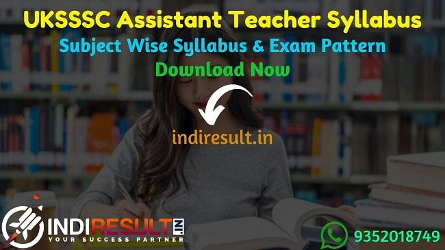 UKSSSC LT Grade Teacher Syllabus 2021 – Download UKSSSC LT Teacher Syllabus pdf in Hindi & UKSSSC LT Grade Exam Pattern.Uttarakhand LT Syllabus Pdf in Hindi