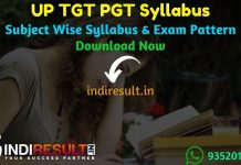 UP TGT PGT Syllabus 2020 - UPSESSB TGT PGT Teacher Syllabus, Exam Pattern, Subject Wise Detailed Syllabus in Hindi & English pdf. Download UPSESSB Syllabus Pdf of PGT TGT Exam, Important Books & Old Papers Here.