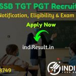 UP TGT PGT Recruitment 2021 - Apply UPSESSB 15198 TGT PGT Teacher Vacancy Notification, Eligibility Criteria, Salary, Age Limit,Qualification, Last Date.