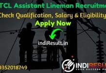 PSTCL Assistant Lineman Recruitment 2020 - Check PSTCL Assistant Lineman Vacancy Notification, Eligibility Criteria, Salary, Age Limit, Educational Qualification and selection process.