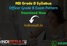 RBI Grade B Syllabus 2021 - Download RBI Grade B Pre & Mains Exam Syllabus pdf in Hindi/English. Download RBI Grade B 2021 Syllabus pdf,RBI Syllabus Grade B