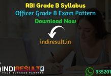 RBI Grade B Syllabus 2021 - Download RBI Grade B Pre & Mains Exam Syllabus pdf in Hindi/English. Download RBI Grade B 2021 Syllabus pdf,RBI Syllabus Grade B