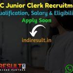 RMC Junior Clerk Recruitment 2021 - Rajkot Municipal Corporation RMC 122 Jr Clerk Vacancy Notification, Eligibility Criteria, Salary, Last Date, Age Limit