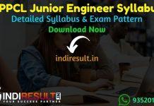 UPPCL JE Syllabus 2021 - Download UPPCL Junior Engineer Electrical Civil Syllabus pdf in Hindi/English & UPPCL JE Exam Pattern, UPPCL JE Civil Syllabus Pdf.