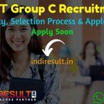 JRBT Group C Recruitment 2021 - Apply JRBT 2410 LDC, MTS, Agriculture Assistant Vacancy, Notification, Eligibility Criteria, Age Limit, Salary,Online Form.