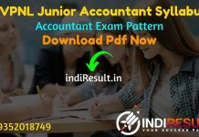 RVPN Junior Accountant Syllabus 2021 - RVPNL Junior Accountant Syllabus pdf Download & RVPN Jr Accountant Syllabus & Exam Pattern. RVPNL Accountant Syllabus