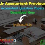RVUNL Junior Accountant Previous Question Papers - Rajasthan RVUNL Junior Accountant Previous Year Question Papers pdf. JVVNL Avvnl Jr Accountant Old Paper