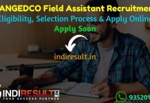 TANGEDCO Field Assistant Recruitment 2021 - Apply TNEB 2900 Field Assistant Vacancy Notification, TN Field Assistant Eligibility Criteria, Age Limit, Salary