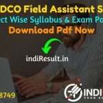 TANGEDCO Field Assistant Syllabus 2021 - Download TNEB Field Assistant Syllabus. TN Tangedco Syllabus For Field Assistant pdf Download. TANGEDCO FA Syllabus