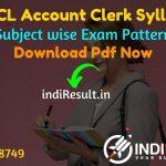 UPPCL Account Clerk Syllabus 2021 - Download UPPCL Account Clerk Lekha Lipik Syllabus Pdf in Hindi/English & Exam Pattern, Get UP Account Clerk Syllabus pdf