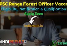 HPPSC RFO Recruitment 2021 - Himachal Pradesh Public Service Commission released HPPSC 45 Range Forest Officer Vacancy Notification, Eligibility Criteria.