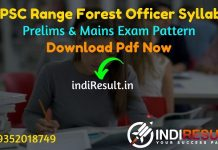 HPPSC RFO Syllabus 2021 - Download HPPSC Range Forest Officer Syllabus Pdf Download in Hindi/English & HPPSC RFO Exam Pattern. Get RFO Syllabus of HPPSC