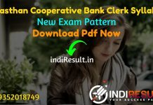 Rajasthan Cooperative Bank Clerk Syllabus 2021 - Download Rajcrb Rajasthan Cooperative Bank Junior Assistant Syllabus pdf in Hindi & RSCB Clerk Exam Pattern
