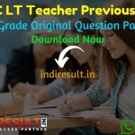 UKSSSC LT Teacher Previous Question Papers - Download UK LT Assistant Teacher Previous Year Papers Pdf, Uttarakhand LT Grade Teacher Old Paper, UK LT Papers