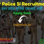UP Police SI Recruitment 2021 - Apply for UP 9534 SI Vacancy. As Notification UP Sub inspector application start from 01 april & UP SI Salary is 9300-34800