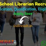 PSSSB School Librarian Recruitment 2021 - Punjab PSSSB 750 Junior Librarian Vacancy Notification, Eligibility Criteria, Age Limit, Salary, Qualification.