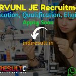 UPRVUNL JE Recruitment 2021 - Apply UPRVUNL 196 Junior Engineer Vacancy Notification, Eligibility Criteria, Age Limit, Salary, Educational Qualification.
