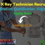 UKSSB X Ray Technician Recruitment 2021 - Uttrakhand Staff Selection Board UKSSB X Ray Technician Vacancy Notification, Eligibility Criteria, Salary, Age.