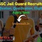 UKSSSC Jail Guard Recruitment 2021 - Uttarakhand 217 Jail Guard Vacancy, UKSSSC Bandi Rakshak Notification, Eligibility, Age Limit, Salary, Last Date, Apply