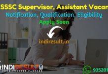 UKSSSC Supervisor Assistant Recruitment 2021 - Uttarakhand 434 Environmental Supervisor, Lab Assistant, Chemist, Pharmacist Vacancy, Notification Apply Soon