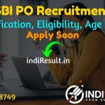 SBI PO 2021 –Apply State Bank of India SBI released PO Recruitment Notification For 2056 Posts. SBI Probationary Officer PO Eligibility, Salary, Age Limit.