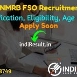 TNMRB FSO Recruitment 2021 - Apply online TNMRB released 119 Food Safety Officer Vacancy Notification, Eligibility, Salary, Last Date, Age Limit.