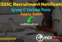 UKSSSC Recruitment 2021 -Apply Online for UKSSSC 423 Group C Posts Vacancy Of Lab Assistant, Milk Inspector, Udyan Vikas & Prashikshan Adhikari Notification